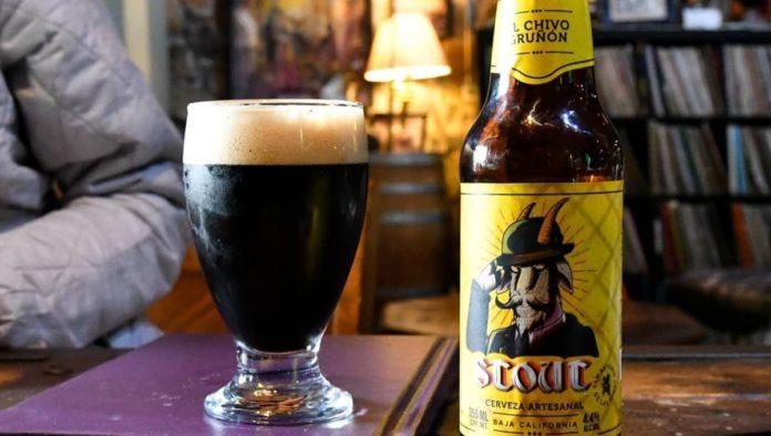 Ensenada nos refresca con su cerveza artesanal El Chivo Gruñón