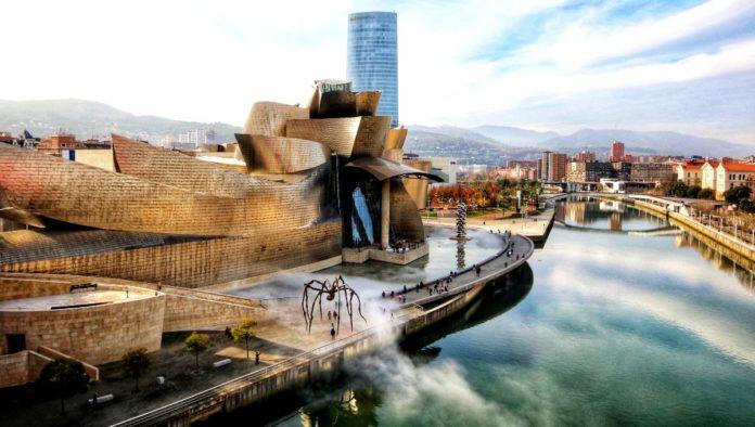 Museo Guggenheim de Frank Gehry