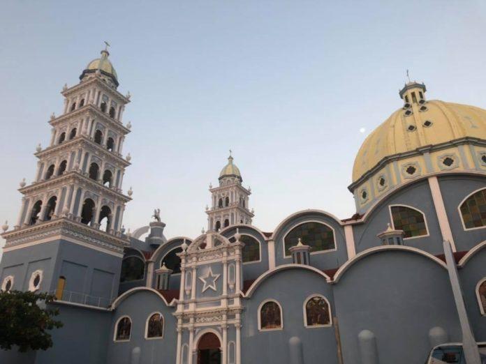 Iglesia de Ometepec, un pedacito de cielo en suelo guerrerense