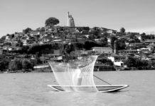 ¡Sensacional! Así es el divertido muelle flotante de Perú