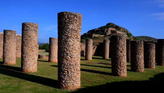 La Quemada zona arqueológica de Zacatecas