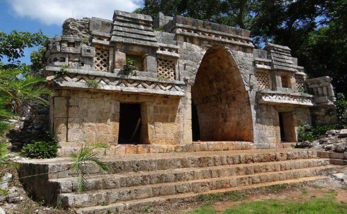 Labná, zona arqueológica llena de encanto y misticismo