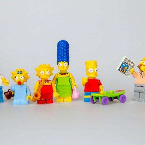 Los Simpson países a los que han viajado
