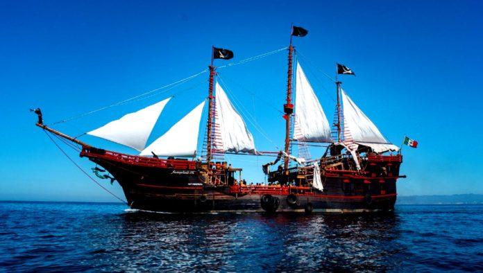 Marigalante barco pirata