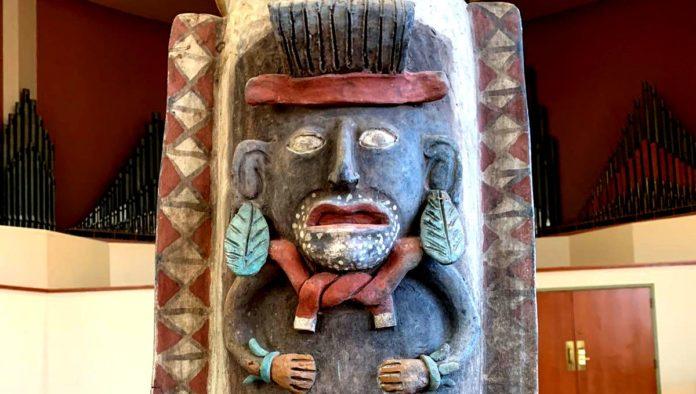 Urna Maya recupera México