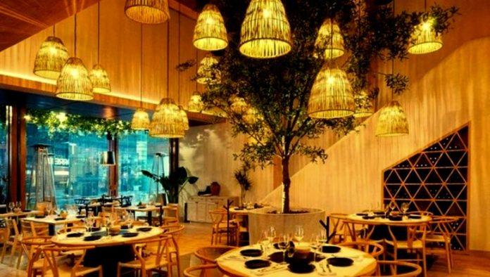 Mythos Santa Fe restaurante
