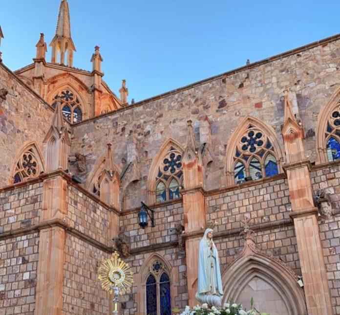 Templo de Nuestra Señora de Fátima, maravilla de estilo gótico de Zacatecas