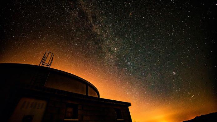 Observatorio astrofísico Guillermo Haro, el mejor lugar para observar el firmamento