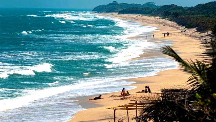 Playa Chaparrales, paraíso modesto y cautivador en Veracruz