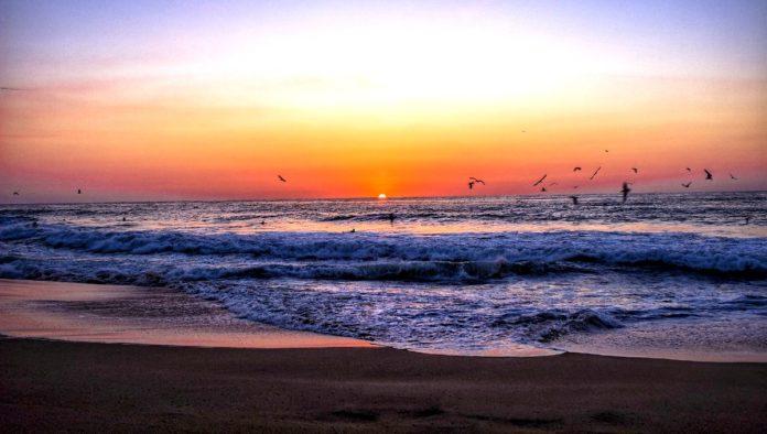 Playa Novillero en Riviera Nayarit