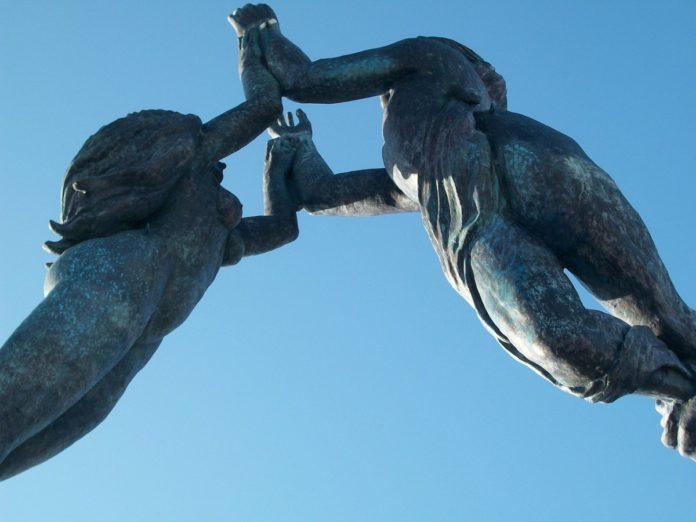 El Portal Maya, un símbolo de solidaridad de Playa del Carmen
