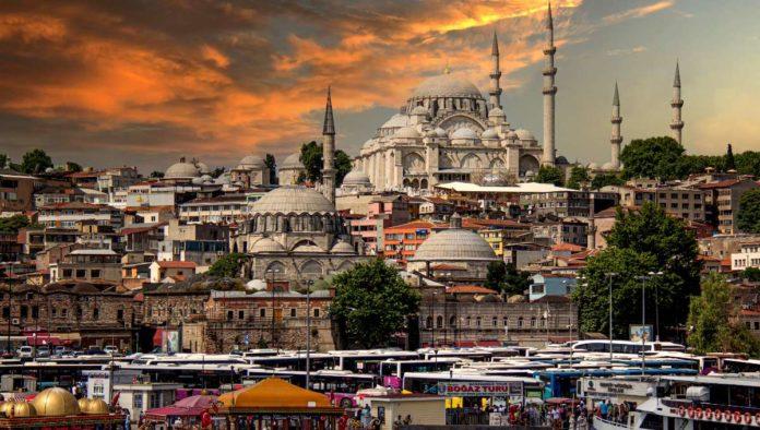 Ruta de la Seda: Estambul