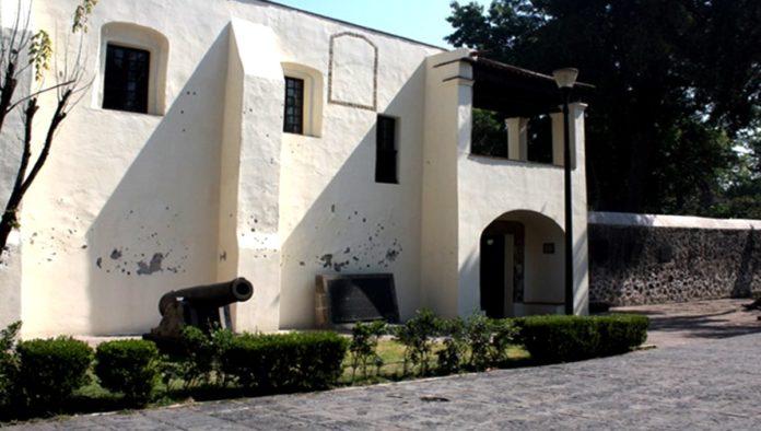 San Diego Churubusco: Museo Nacional de las Intervenciones