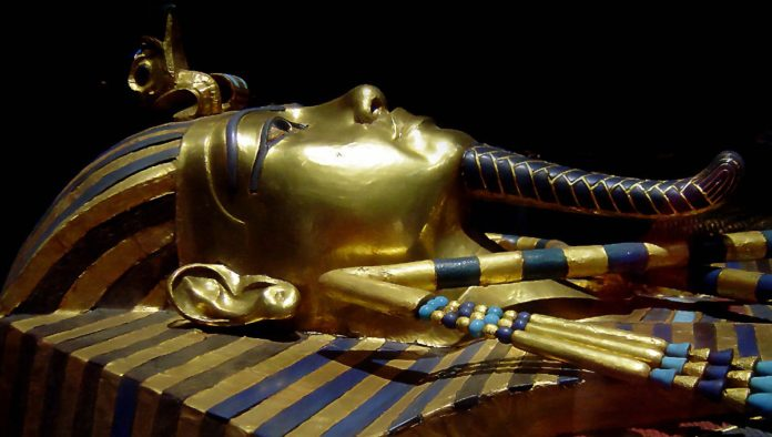 Tesoro de Tutankamon