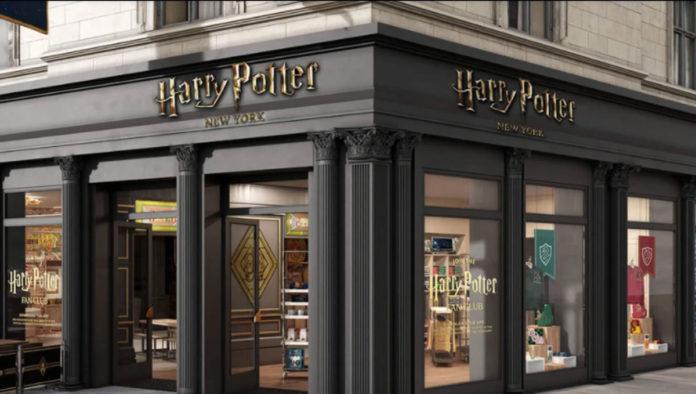 tienda harry potter nueva york