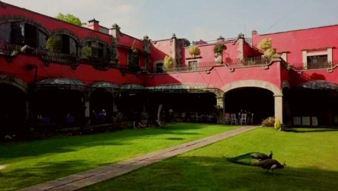 Antigua Hacienda de Tlalpan
