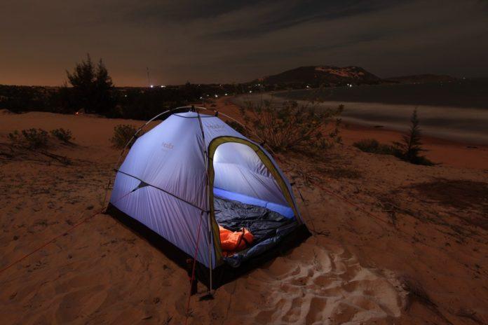 5 destinos de México para acampar en la playa frente al mar