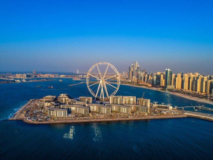 Ain Dubai, la rueda de la fortuna más grande del mundo