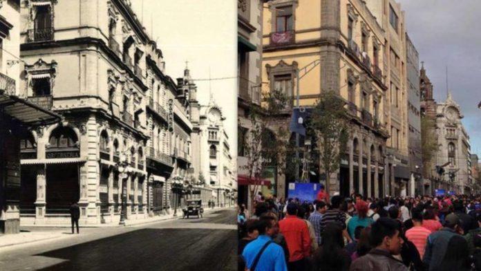 calle madero cdmx