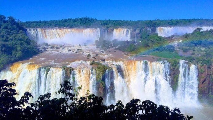 Cataratas del Iguazú: una de las
