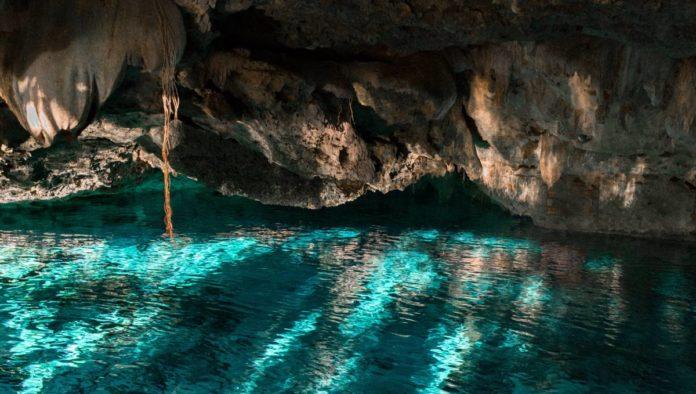 Cenote X-ku'uyché en Yucatán