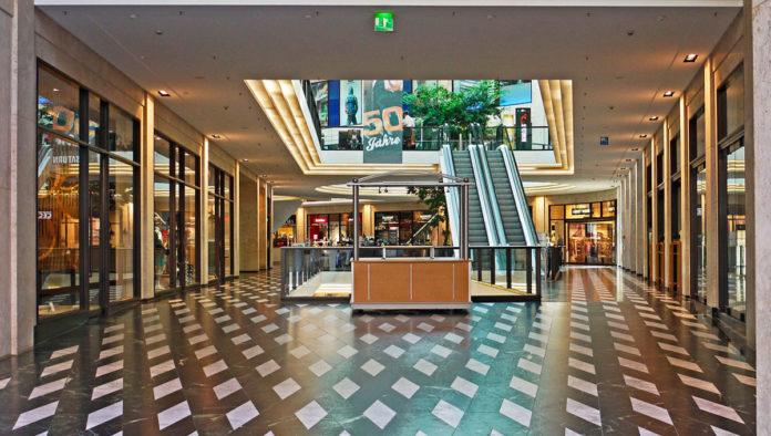 centros comerciales CDMX