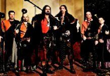 Corvus Corax banda alemana con dos mexicanos
