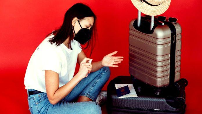 Desinfectar maletas