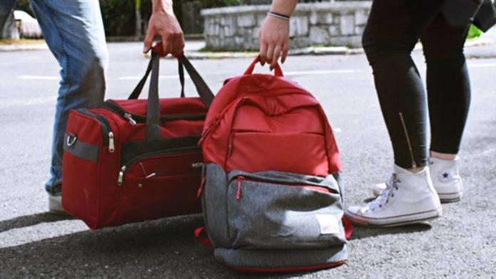 errores al viajar