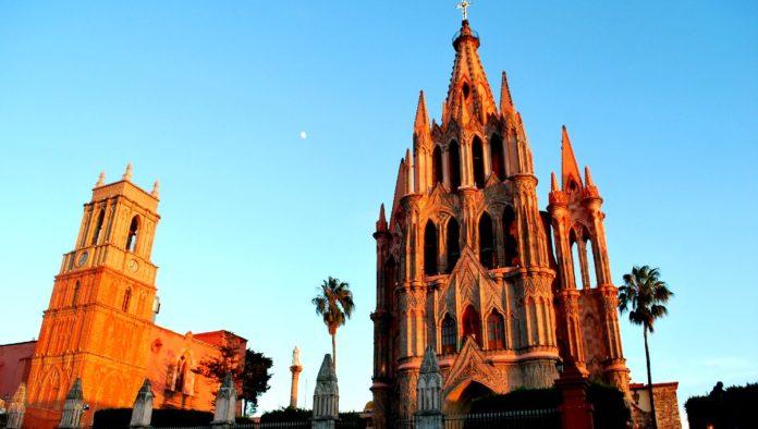 Festival del Mundo en San Miguel de Allende