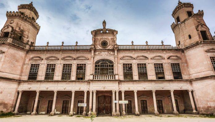 Hacienda Jaral de Berrios: un suspiro al pasado