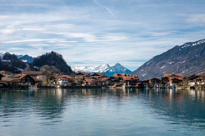 Lago Brienz, un lugar de cuento de hadas en Suiza