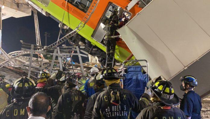 Metro Olivos: Lista de víctimas hospitalizadas y muertos tras desplome en Línea 12