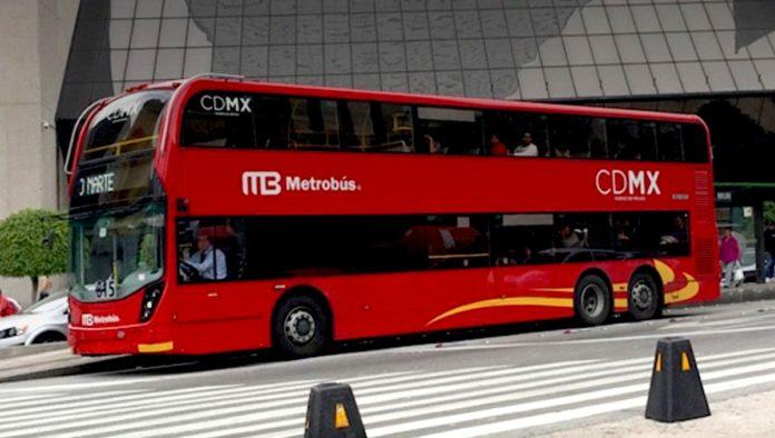 Metrobús será gratuito
