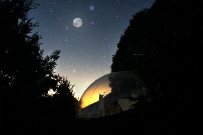 Mil Estrelles, el mejor lugar para una escpada romántica bajo las estrellas