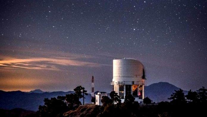 Observatorio Astrofísico Guillermo Haro en Sonora