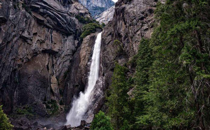Piedra Volada, la cascada más alta de México