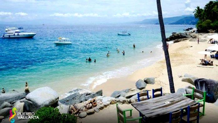 Playa Caballo en Puerto Vallarta
