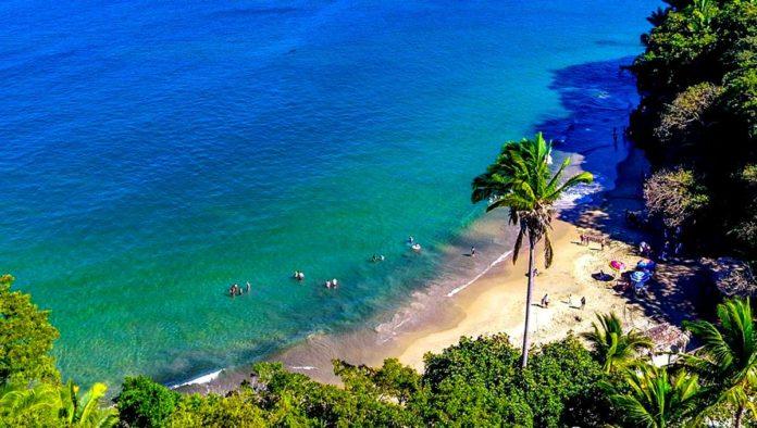 Playa de Guayabitos en Riviera Nayarit