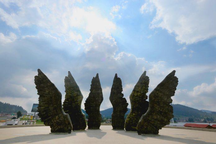Plaza de las Alas: un retrato celestial en La Marquesa