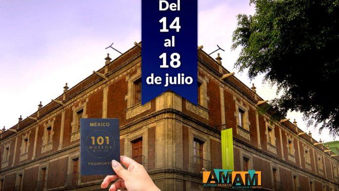 Rally 101 museos en CDMX