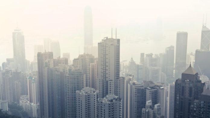 rascacielos en china