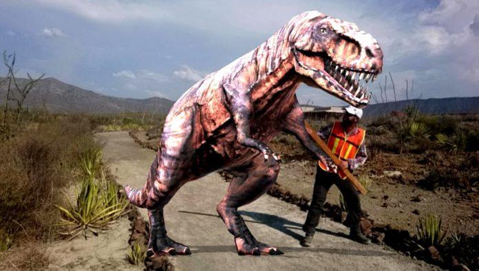 Rincón Colorado, sitio paleontológico en Coahuila