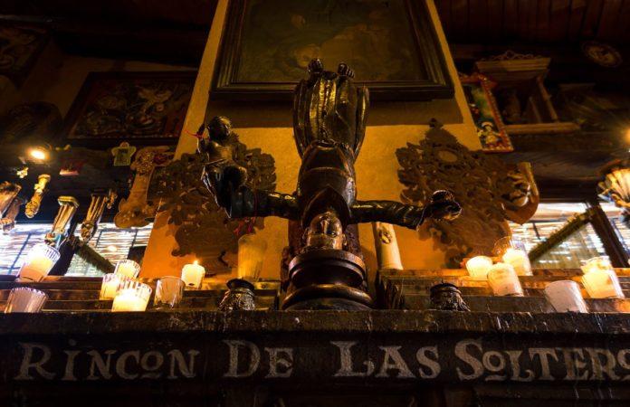 ¿Buscas pareja? Conoce el San Antonio de cabeza más famoso de México