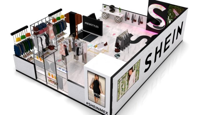 SHEIN abre tienda en CDMX