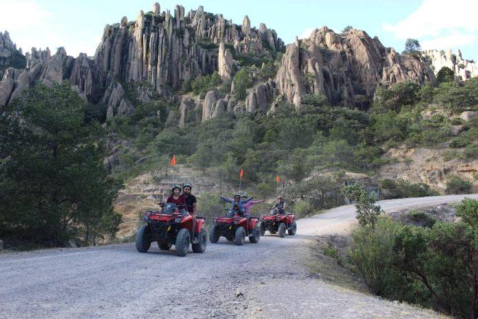 Sierra de Cardos: el lado aventurero de Zacatecas