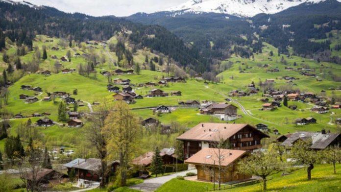 Suiza mejores lugares