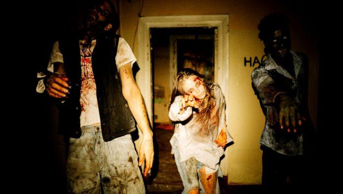 Zombies en la CDMX