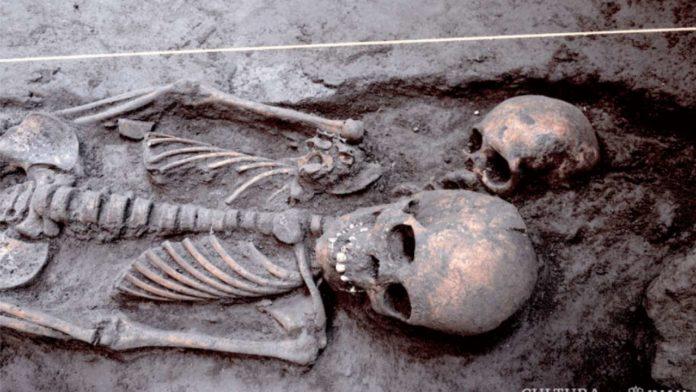 INAH entierros prehispánicos
