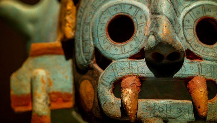 Ahuízotl leyenda mexica
